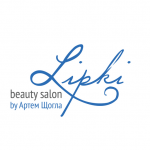 logo beauty salon lipki